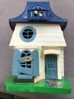 1976 Hasbro Weebles Haunted House - Weeble Wobbles Playset - House Only!