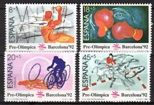 Spain - 1989 Olympic games Barcelona - Mi. 2875-78 MNH