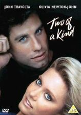 Two of a Kind 1983 Fantasy John Travolta DVD Region 2