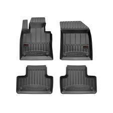 3d IN GOMMA Tappetini Tappetini in gomma per Volvo xc60 dal 7//2017 TAPPETINI ALTA