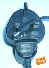 Power ADAPTR Nokia JS-YLT05 DC6V 400mA enchufe de Reino Unido