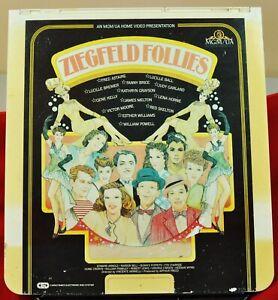RCA VideoDisc CED - Ziegfield Follies - MCM/UA, c.1946