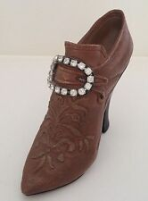 Just The Right Shoe Teetering Court Raine Retired Shoe Excellent Condition