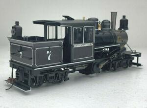 On30 Bachmann 28-ton Climax Locomotive, Pocahontas Lumbr Co. 25760 IC184