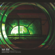 """SUN DIAL - """"SCIENCE FICTION: A COMPENDIUM OF SPACE SOUNDTRAX"""" GERMANY IMPORT LP"""