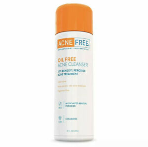 AcneFree Face Wash AcneFree Oil-Free Cleanser
