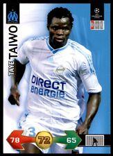 Panini Champions League 2009/10 Super Strikes - Taiwo Taye Marseille