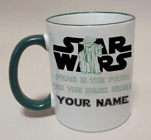 Yoda-Mugs-Personalised Gifts-Star Wars-Mug-Syfy