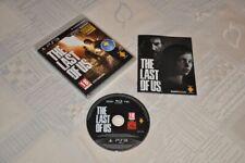 The Last of Us - PS3 / komplett