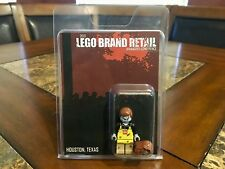 LEGO ZOMBIE BRAND RETAIL MANAGERS HOUSTON CONFERENCE 2015 RARE THAN MR GOLD SDCC
