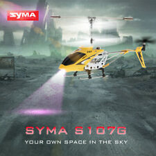 Syma S107G 3-Kanal Infrarot RC Hubschrauber Helicopter mit Gyro Doppelter Schutz