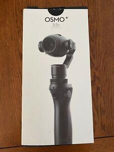 DJI Osmo Handheld 4k Camera and 3-Axis Gimbal Zenmuse 3x Zoom