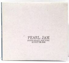 PEARL JAM JONES BEACH 41 NEW YORK AUGUST 25 2000 DIGIPAK 2 DISC SET MUSIC CD