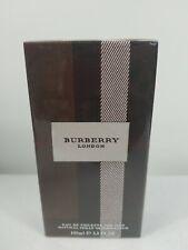 Burberry London Cologne 3.3oz 100 ml Eau De Toilette Spray New In Box