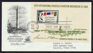 #1311 5c SIPEX S/S, Artmaster FDC **ANY 4=FREE SHIPPING**