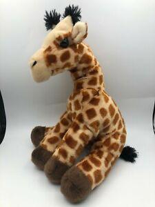 Wild Republic 2016 K&M International Giraffe Plush Kids Soft Stuffed Toy Animal