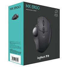 Logitech MX Ergo Wireless 2.4 GHz & Bluetooth 440 dpi 8 Buttons Trackball Mouse