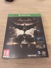 BATMAN ARKHAM KNIGHT  Xbox ONE  Neuf sous Blister