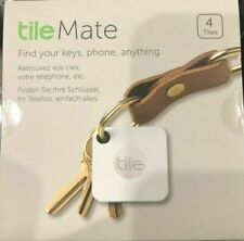 Tile Mate Bluetooth Tracker - 4 Tiles