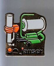 RARE PINS PIN'S .. AGRICULTURE TRACTEUR ENGIN OUTIL TOOL ARROSAGE JANSER  ~AT