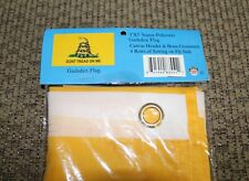 New Gadsden Don't Tread On Me Flag Polyester 3' x 5' Grommets