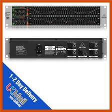 Behringer FBQ3102HD Ultragraph Pro High Definition 31 Band Stereo Graphic Equal