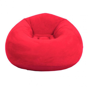 Bean Bag Chair Recliner Inflatable Lazy Sofa Super Soft and Washable Outdoor