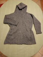 Ibex United Kingdom Women's Hoodie Sweater Unused and with tags gray