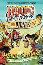 Hook's Revenge, Book 2 The Pirate Code, Schulz, Heidi, New Book