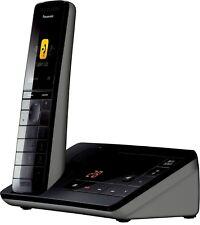 Panasonic KX-PRW130 Cordless phone DECT 500 Caller ID SMS Answering Machine New