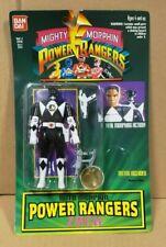 MIGHTY MORPHIN POWER RANGERS: AUTO MORPHIN POWER RANGERS ZACH (UNOPENED) BANDAI