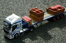 1:50 Scale Anfield Transport Ltd, Iveco 4x2  * Code 3 * Ireland