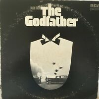 THE  GODFATHER     LP          MUSIC  FROM   THE  GODFATHER