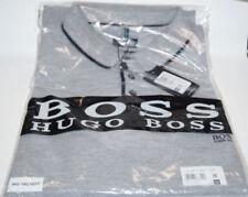 Camisas y polos de hombre grises HUGO BOSS 100% algodón