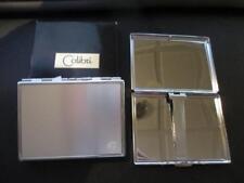 Colibri Satin Silver Metal Cigarette Case