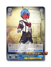 """Weiss Schwarz Project DIVA x 4 KAITO""""General"""" [PD/S22-E078 R] English"""