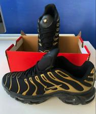 Nike Air Max Plus TN Black & gold  size 8.5UK 43 EUR