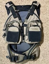 L. L. Bean rapid river vest pack
