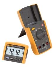 Fluke 233 REMOTE DISPLAY DIGITAL MULTIMETER True RMS AC Voltage *USA Brand