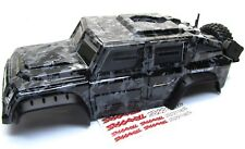 TRX-4 Tactical Unit - BODY Cover, Spare Tire Fenders (Night Camo Traxxas 82066-4