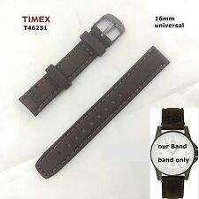 TIMEX Ersatzarmband T46231 EXPEDITION Outdoor Metal Field - 16mm - universal fit