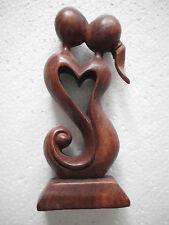 bois figurine amoureux BALI 20 cm off789cx