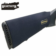 Beartooth Stockguard for Rifles in Smoothskin Neoprene in BLACK New Version