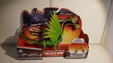 (Lot 564) Spin Master - Dragons Defenders of Berk - Belch & Barf Zippleback