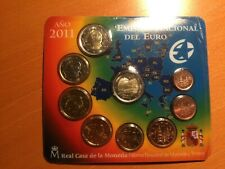 Muntset Spanje 2011 BU
