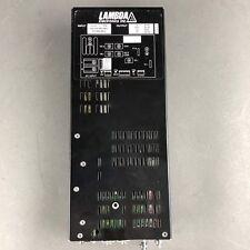Lambda PFC0500-4BH-Z DC Power Supply 500W, 5V/75A, +12V/12A, -12V/4A, 5V/20A