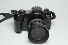 Minolta Dynax 600si Classic + Minolta AF 35-105mm