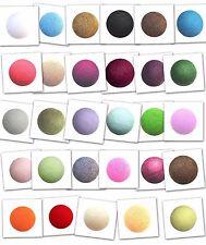 Cotton Ball Lights Baumwollkugeln Farbauswahl Deko LED Lichterkette Batterie NEU