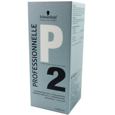Schwarzkopf PROFESSIONNELLE P2 COMPLETE PERM KIT 2 - COLOURED HAIR
