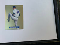 1993 Nolan Ryan Spectrum 23 Karat Gold Set of 3 Baseball Cards 09944/10000 NR/MT